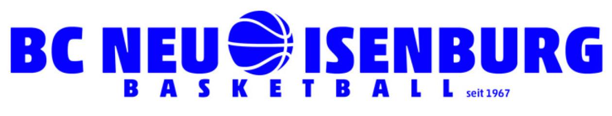 Willkommen beim Basketball Club Neu-Isenburg e.V.