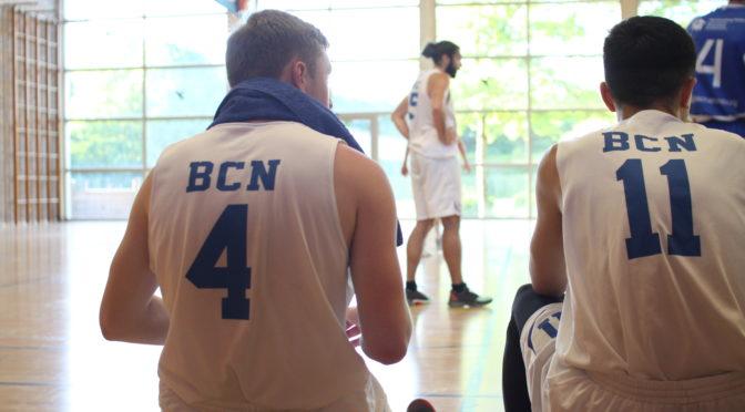 Nächster Spieltag des BCN